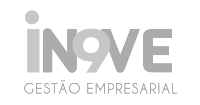iN9VE logo preto e branco
