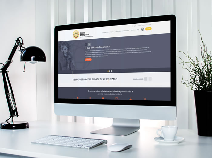 Mundo Eneagrama lança seu novo portal